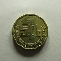 Mexico 50 Centavos 2000 - Mexico