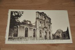 9474-   LES RUINES DE L'ABBAYE D'AULNE, ANCIENS VESTIGES DE LA RECONSTRUCTION EN STYLE RENAISSANCE - Thuin