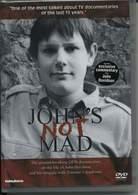 John's Not Mad (sealed) - Documentary