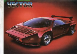 Vector  -  Par Terry Pastor  -  CPM - Turismo