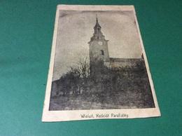 WIELUN. Kosciol Parafialny - Polonia