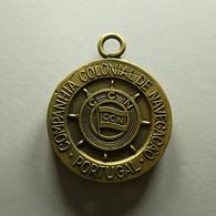 Medal Portugal 50º Aniversário Companhia Colonial De Navegação 1922-1972 - Unclassified
