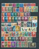 Netherlands New Guinea/Nederlands Nieuw Guinea Complete Collection MNH/MH (D-136)..cat.value EURO 310,- - Netherlands New Guinea