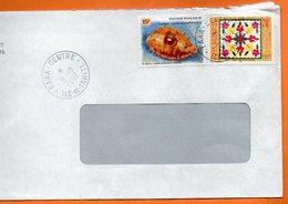 FAAA CENTRE  VILLAGE ARTISANL DE TIPAREUIL 1997 Lettre Entière 110x220 N° OO 101 - Lettres & Documents