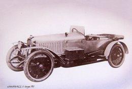 Vauxhall Type C  -  1911  -  CPM - Turismo