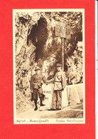 06 DOUANE Cpa Animée Menton Grimaldi Frontiere   Ref 103 CAP - Douane