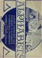 ALBUM DES MODELES D ALPHABETS CLASSIQUES ET MODERNES POUR LA LINGERIE ET LE LINGE DE MAISON 1955 BRODERIE - Libros