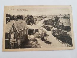 A 1491 - Sourbrodt Vue Du Village - Waimes - Weismes