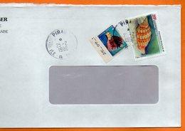 PIRAE  REINE POMARE 1998 Lettre Entière 110x220 N° OO 108 - Lettres & Documents