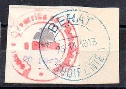 Sello De Albania N ºYvert 15 (o) Valor Catálogo 18.0€ - Albania