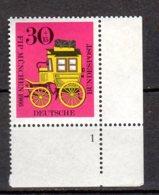 Bund   516 ** Postfrisch  Formnummer - Unused Stamps