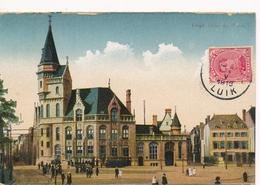 CPA - Belgique - Liège - Hôtel Des Postes - Liege
