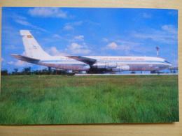 LLOYD  AEREOS BOLIVIANO   B 707 323C    CP 1698 - 1946-....: Ere Moderne