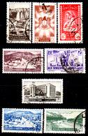 Siria-00081 - Valori Del 1950-55 (o) Used - Senza Difetti Occulti. - Siria