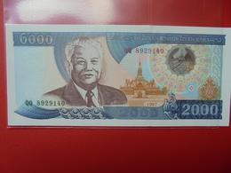 LAOS 2000 KIP 1997-2003 PEU CIRCULER/NEUF - Laos