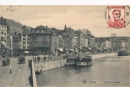 CPA - Belgique - Liège - Quai De La Batte - Liege
