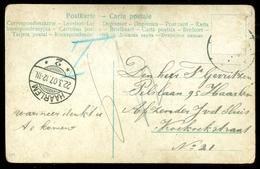 POSTKAART Uit 1907 Naar HAARLEM  (11.550p) - Periode 1891-1948 (Wilhelmina)