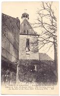 Aisne Coucy Le Chateau Enlévement Du Bourdon De L Hotel De Ville 6 Janvier 1916 Cloche - Otros Municipios