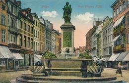 CPA - Belgique - Liège - Rue Vinave D'Ile - Liege