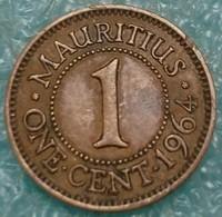 Mauritius 1 Cent, 1964 -4528 - Mauritius