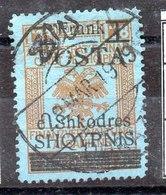 Sello De Albania N ºYvert 72 (o) Valor Catálogo 17.5€ - Albania