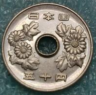 Japan 50 Yen, 6 (1994) -4531 - Japan