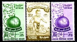 Siria-00082 - Valori Del 1955-57 (++) MNH - Senza Difetti Occulti. - Siria