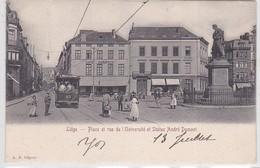 CP - LIEGE - Place De L'Université - Liege