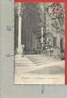 CARTOLINA VG ITALIA - BERGAMO - S. M. Maggiore - Porta Principale - 9 X 14 - ANN. 1906 - Bergamo