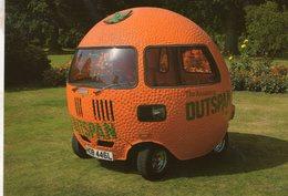 Outspan Orange  -  1972   - Publicite Vehicule Pour Outspan Oranges  -  CPM - Toerisme