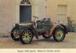 Napier Sports/Racing  -  1902    -  CPM - Turismo