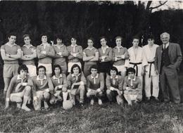 HERAULT - MONTPELLIER - EQUIPE DE FOOT - ECOLE HEIDELBERG - MAI 1971 - LES NOMS DE CERTAINS SONT AU VERSO - FORMAT 178x1 - Sports