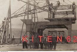 Repro.Boulogne-sur-Mer. 1913, Montage Des Grues Destinées Au Bassin Loubet, Animé - Métiers
