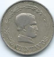 Ecuador - 5 Centavos - 1924 - KM65 - Ecuador