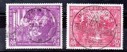 Serie De DDR N ºYvert 1/2 (o) Valor Catálogo 30.0€ - Usados