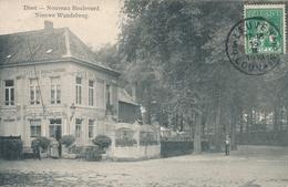 CPA - Belgique - Diest - Nouveau Boulevard - Diest