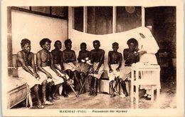 OCEANIE - FIDJI --  Makogai - Pansement  Des Lépreux - Fidji