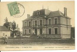 10 - VAUCHASSIS / L'HÔTEL DE VILLE - Sonstige Gemeinden