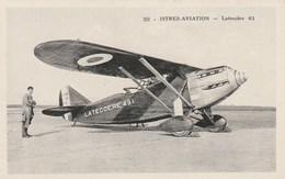 Istres-Aviation - Latecoère 491 - 1919-1938: Entre Guerres