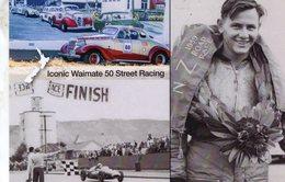 Bruce McLaren Winning 1959 Waimate Grand Prix (NZ)    -  CPM - Grand Prix / F1