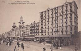 BLANKENBERGHE // Le Grand Hotel Du Kursaal - Blankenberge