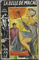La Belle De Macao Par Diego Michigan  - Collection Rafale - Anciens (avant 1960)