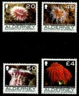 Alderney Nº 311/14 En Nuevo - Alderney