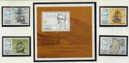 Dominica Nº 609/12 Y HB 56 En Nuevo - Dominica (1978-...)