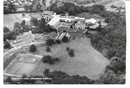 3051f: AK Clayton Hall Grammar School, Ungelaufen Um 1950 - Wolverhampton