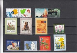 Suomi Finland / Different Themes - Timbres