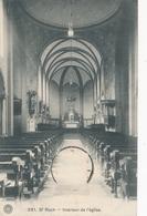 CPA - Belgique - St Roch - Intérieur De L'église - Ferrieres
