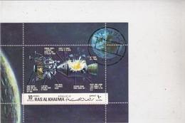 RAS AL KHAIMA, Apollo 13, 10 Riyals - Ra's Al-Chaima