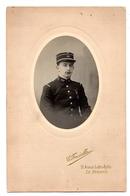 Photo Militaire Portrait Gueule Cassée Poilus 155 ème - War, Military