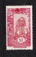 Côte Des Somalis N 100** - Côte Française Des Somalis (1894-1967)
